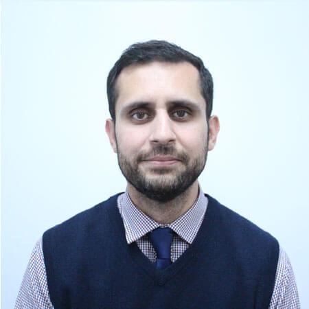 Dr Adil Jadoon