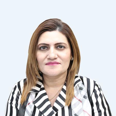 Dr. Sarah Naeem