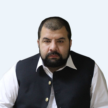 Dr. Syed Amir Shah