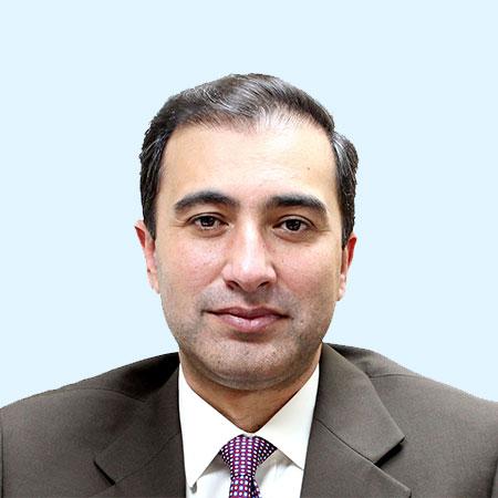 Dr. Altaf Hussain
