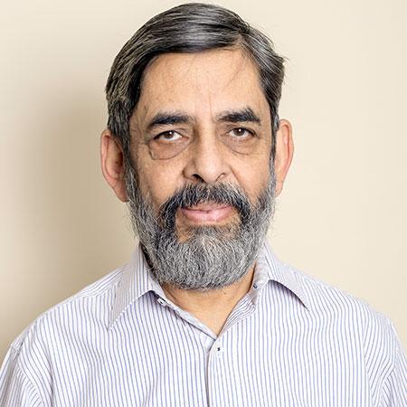 Maj Gen (R). Dr. Waqar Ahmed H I (M)