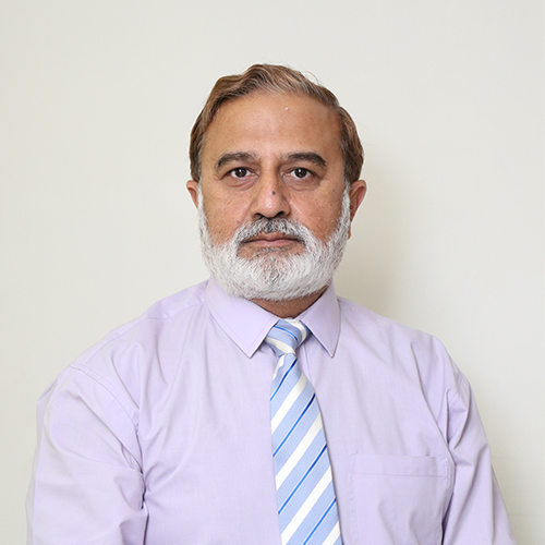 Prof. Brig (Rtd) Asif Asghar