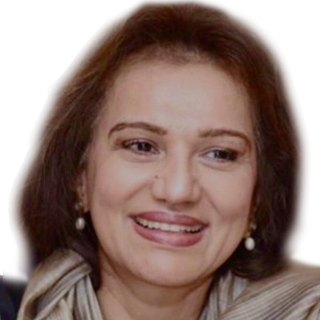 Dr. Shazia F. Khan