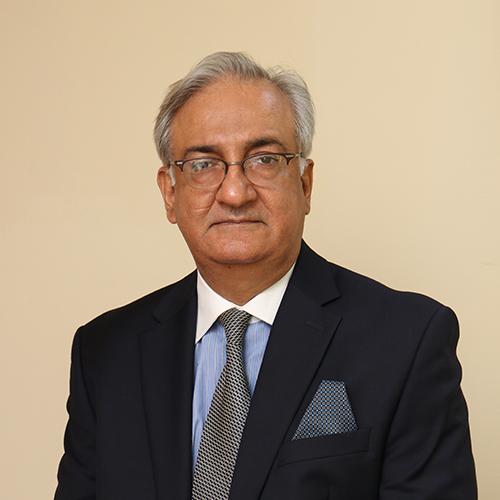 Major General (R) Dr. Sohail Aziz HI (M)